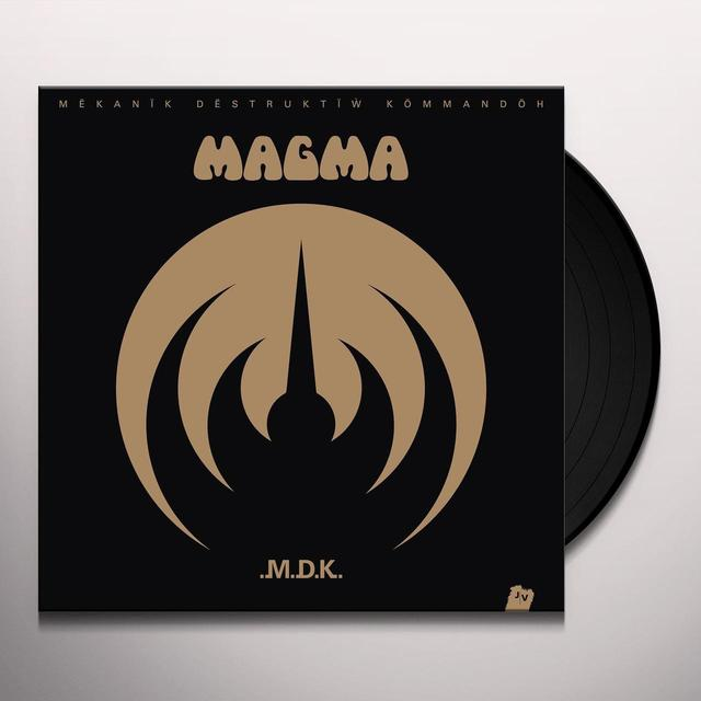 Magma MEKANIK DESTRUKTIW KOMMANDOH Vinyl Record - 180 Gram Pressing, Digital Download Included