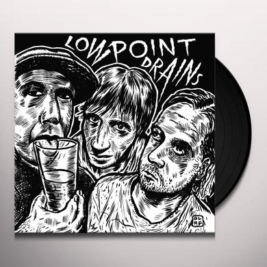 LOW POINT DRAINS OUT OF COKE Vinyl Record