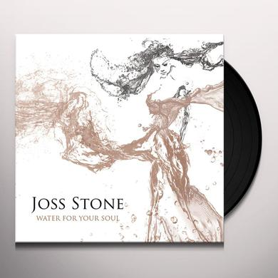 Joss Stone WATER FOR YOUR SOUL Vinyl Record