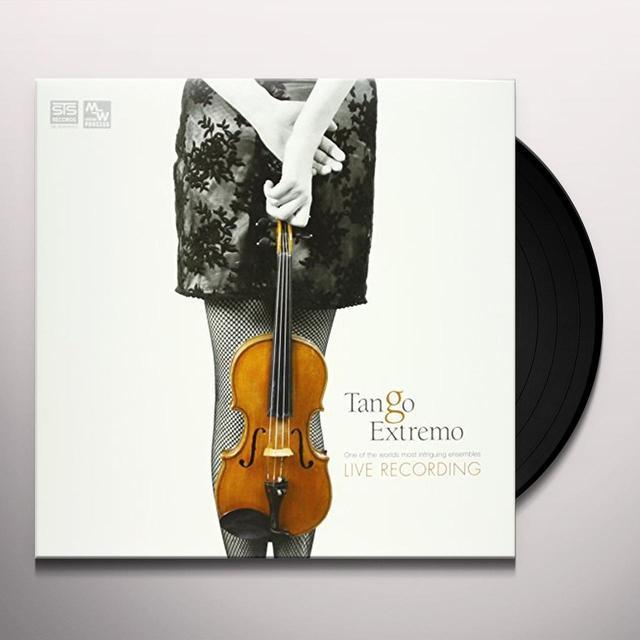 TANGO EXTREMO LIVE Vinyl Record