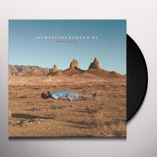 Between The Buried And Me COMA ECLIPTIC Vinyl Record