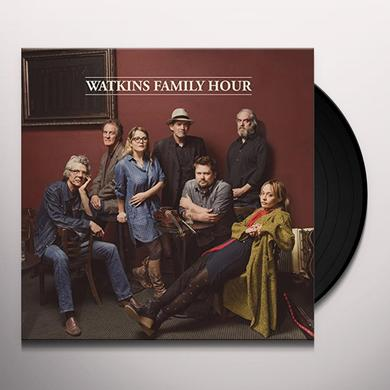 WATKINS FAMILY HOUR Vinyl Record