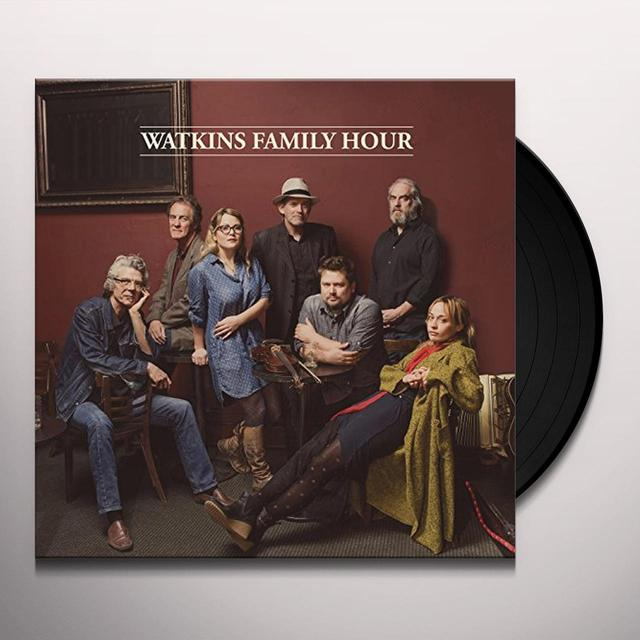 WATKINS FAMILY HOUR Vinyl Record