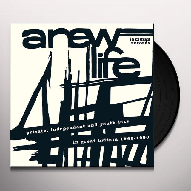 NEW LIFE: PRIVATE INDEPENDENT & YOUTH JAZZ / VAR Vinyl Record