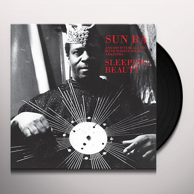 SUN RA & HIS INTERGALACTIC MYTH SCIENCE SOLAR SLEEPING BEAUTY Vinyl Record