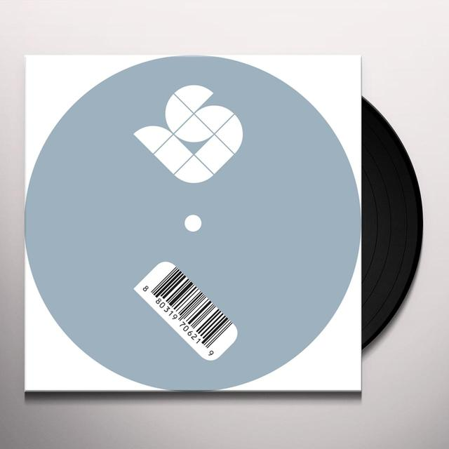 Will Ward INTERVAL ONE (EP) Vinyl Record