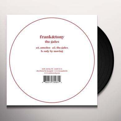 Frank & Tony THE GALES Vinyl Record