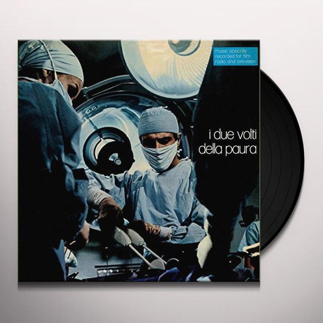 Franco Micalizzi DUE VOLTI DELLA PAURA Vinyl Record - Reissue