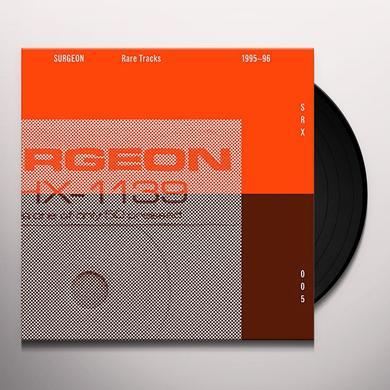 SURGEON RARE TRACKS 95-96 (2014 REMASTER) Vinyl Record - Reissue