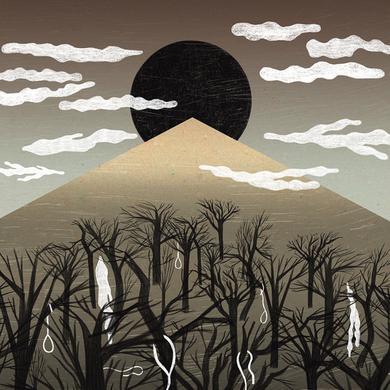 RETRIBUTION BODY AOKIGAHARA Vinyl Record