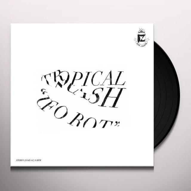 TROPICAL TRASH UFO ROT Vinyl Record