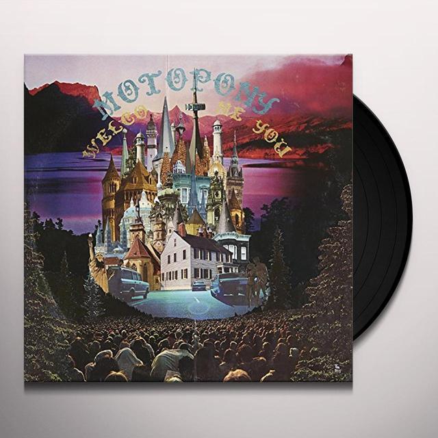 Motopony WELCOME YOU Vinyl Record