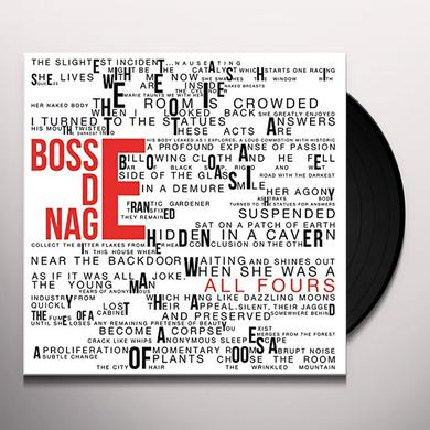 Bosse-De-Nage ALL FOURS Vinyl Record