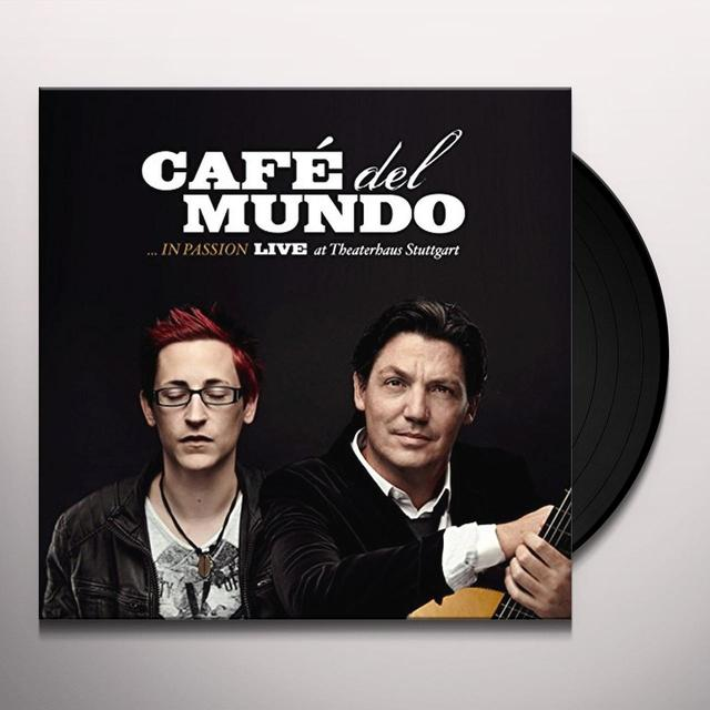 CAFE DEL MUNDO IN PASSION Vinyl Record