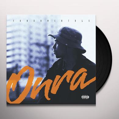 Onra FUNDAMENTALS Vinyl Record
