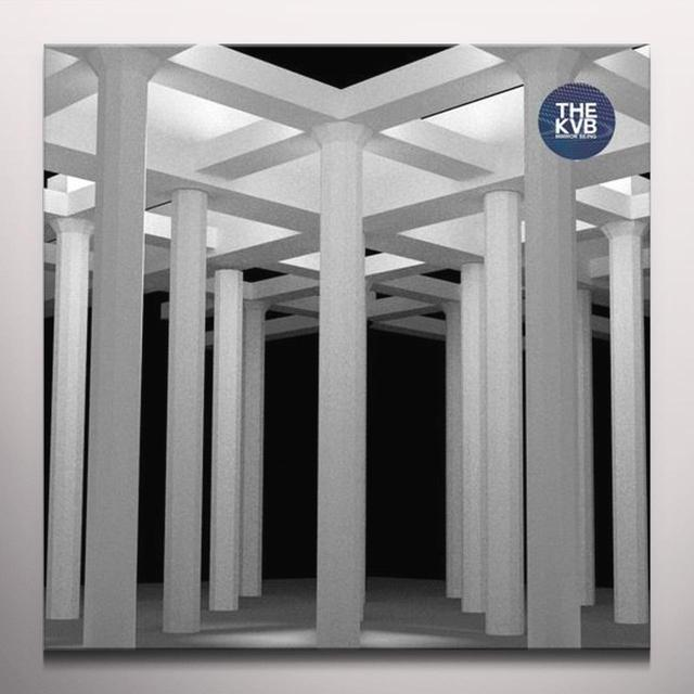 The KVB MIRROR BEING Vinyl Record - Clear Vinyl, Limited Edition, Digital Download Included