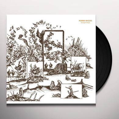 Robbie Basho TWILIGHT PEAKS Vinyl Record