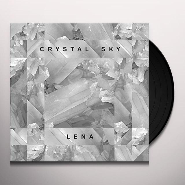 Lena CRYSTAL SKY Vinyl Record - Holland Release