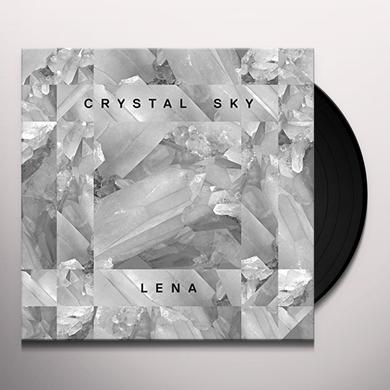 Lena CRYSTAL SKY Vinyl Record - Holland Release