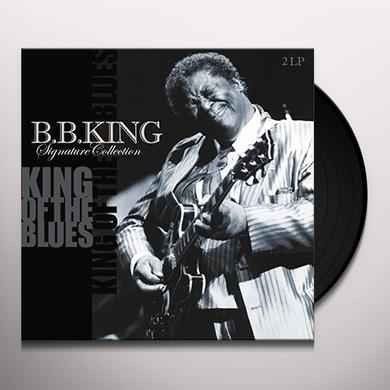 B.B. King SIGNATURE COLLECTION Vinyl Record - Holland Import