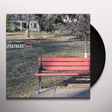 Spraynard BENCH Vinyl Record