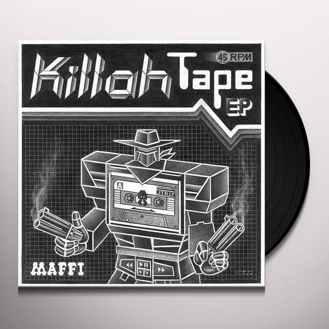 MAFFI KILLAH TAPE EP Vinyl Record - UK Import