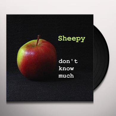 SHEEPY / LUCY'S DIARY SPLIT Vinyl Record