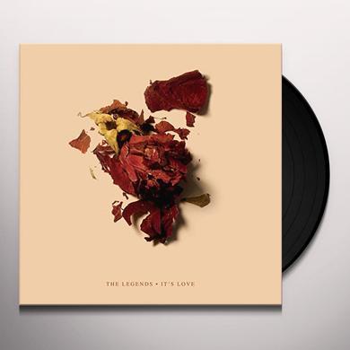 Legends IT'S LOVE Vinyl Record - UK Import