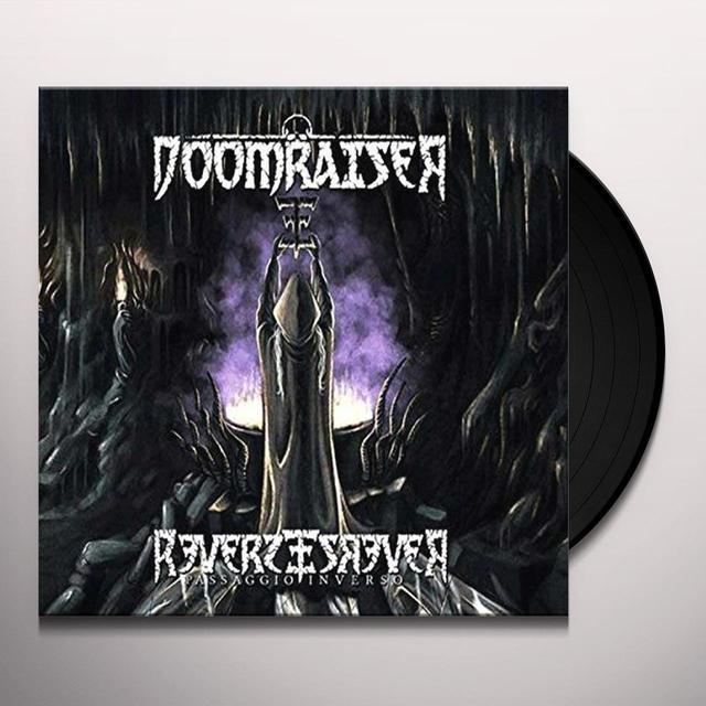 DOOMRAISER REVERSE Vinyl Record - UK Import