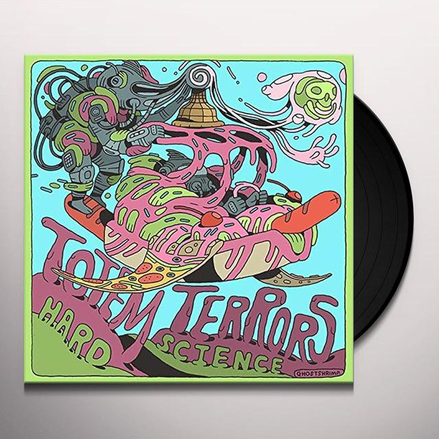 TOTEM TERRORS HARD SCIENCE Vinyl Record