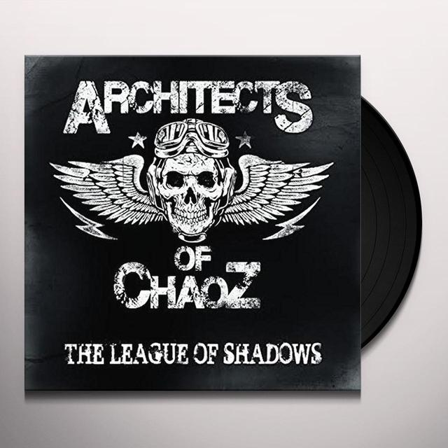 ARCHITECTS OF CHAOZ LEAGUE OF SHADOWS Vinyl Record - UK Import