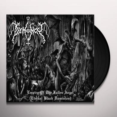 Demoncy EMPIRE OF THE FALLEN ANGEL Vinyl Record - UK Release