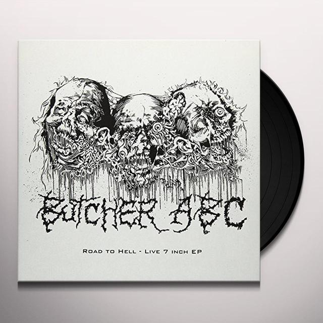 BUTCHER ABC ROAD TO HELL Vinyl Record