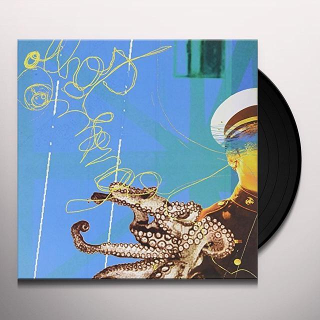 Linda Martini OLHOS DE MONGOL Vinyl Record - UK Import