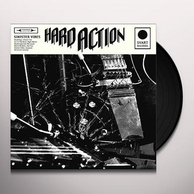 HARD ACTION SINISTER VIBES Vinyl Record