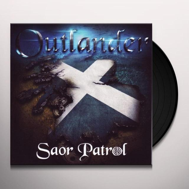 SAOR PATROL OUTLANDER Vinyl Record - UK Import