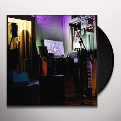 Sam Duckworth AMAZING GRACE Vinyl Record