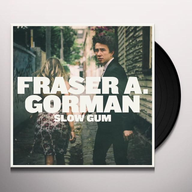 Fraser A. Gorman SLOW GUM Vinyl Record - UK Import