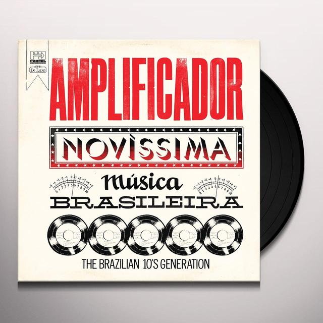 AMPLIFICADOR / VARIOUS (UK) AMPLIFICADOR / VARIOUS Vinyl Record - UK Release