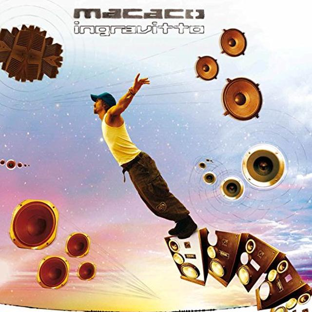 Macaco INGRAVITTO Vinyl Record