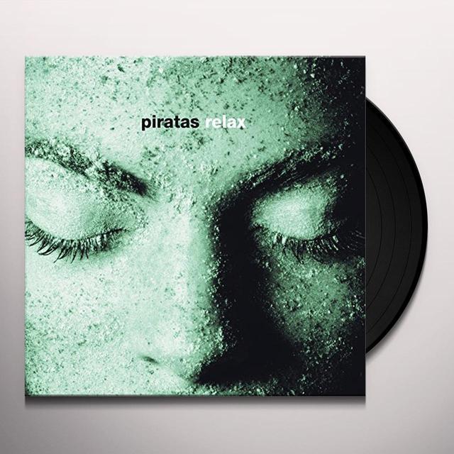PIRATAS RELAX Vinyl Record - Spain Import