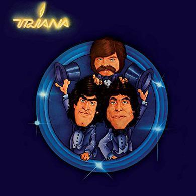 Triana UN MAL SUENO Vinyl Record