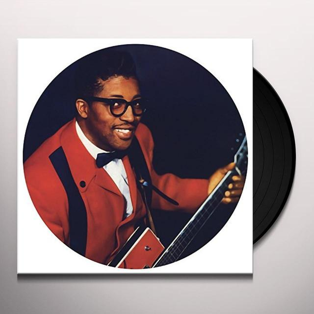 Bo Diddley I'M A MAN - LIVE '84 Vinyl Record