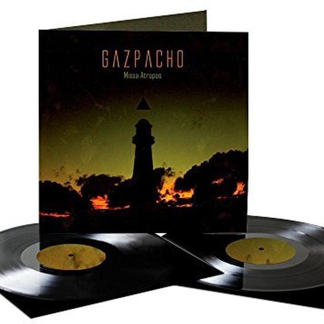 Gazpacho MISSA ATROPOS Vinyl Record