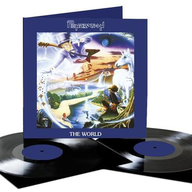 Pendragon WORLD Vinyl Record