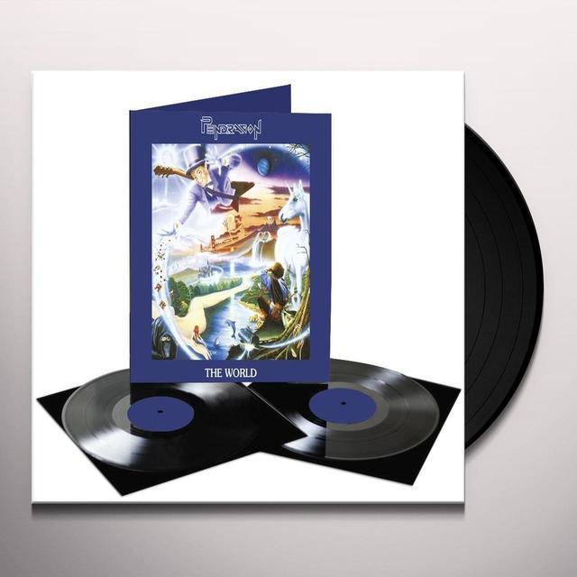 Pendragon WORLD Vinyl Record