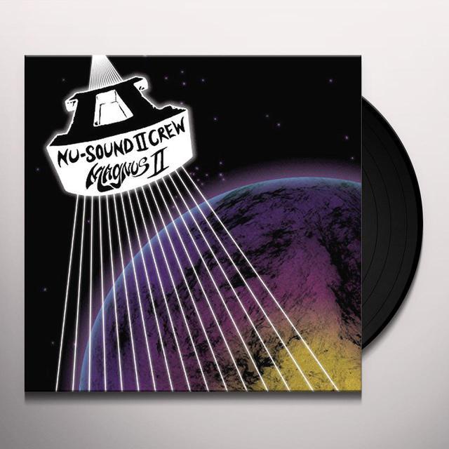 NU-SOUND CREW II / MAGNUS II Vinyl Record