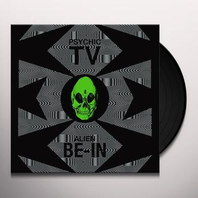 Psychic Tv ALIEN BE-IN REMIX Vinyl Record