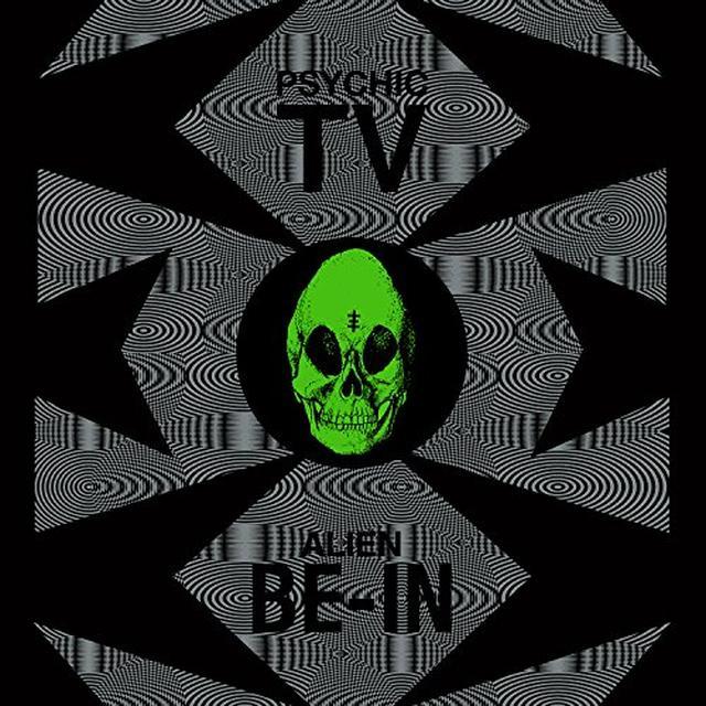 Psychic Tv ALIEN BE-IN REMIX Vinyl Record