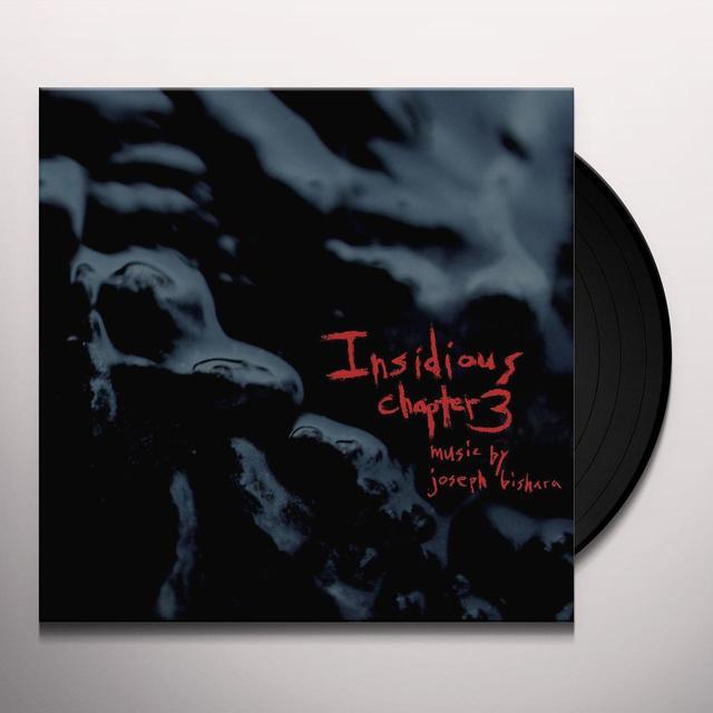 Joesph Bishara INSIDIOUS CHAPTER 3 Vinyl Record